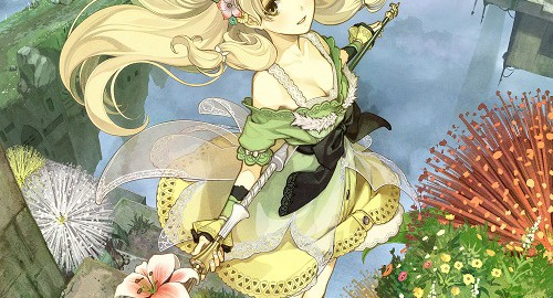 Atelier Ayesha Plus PSVITA Atelier Ayesha Plus estará disponible mañana para PS Vita