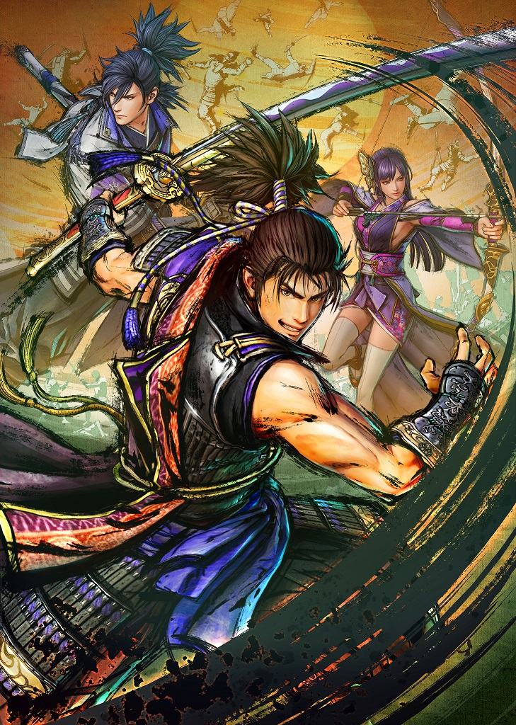 SAMURAI WARRIORS 5 Key Visual Samurai Warriors 5 ficha a Hattori Hanzō y tres nuevos personajes más
