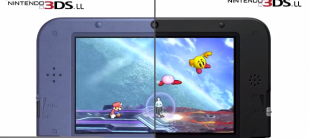 new 3ds comparativa