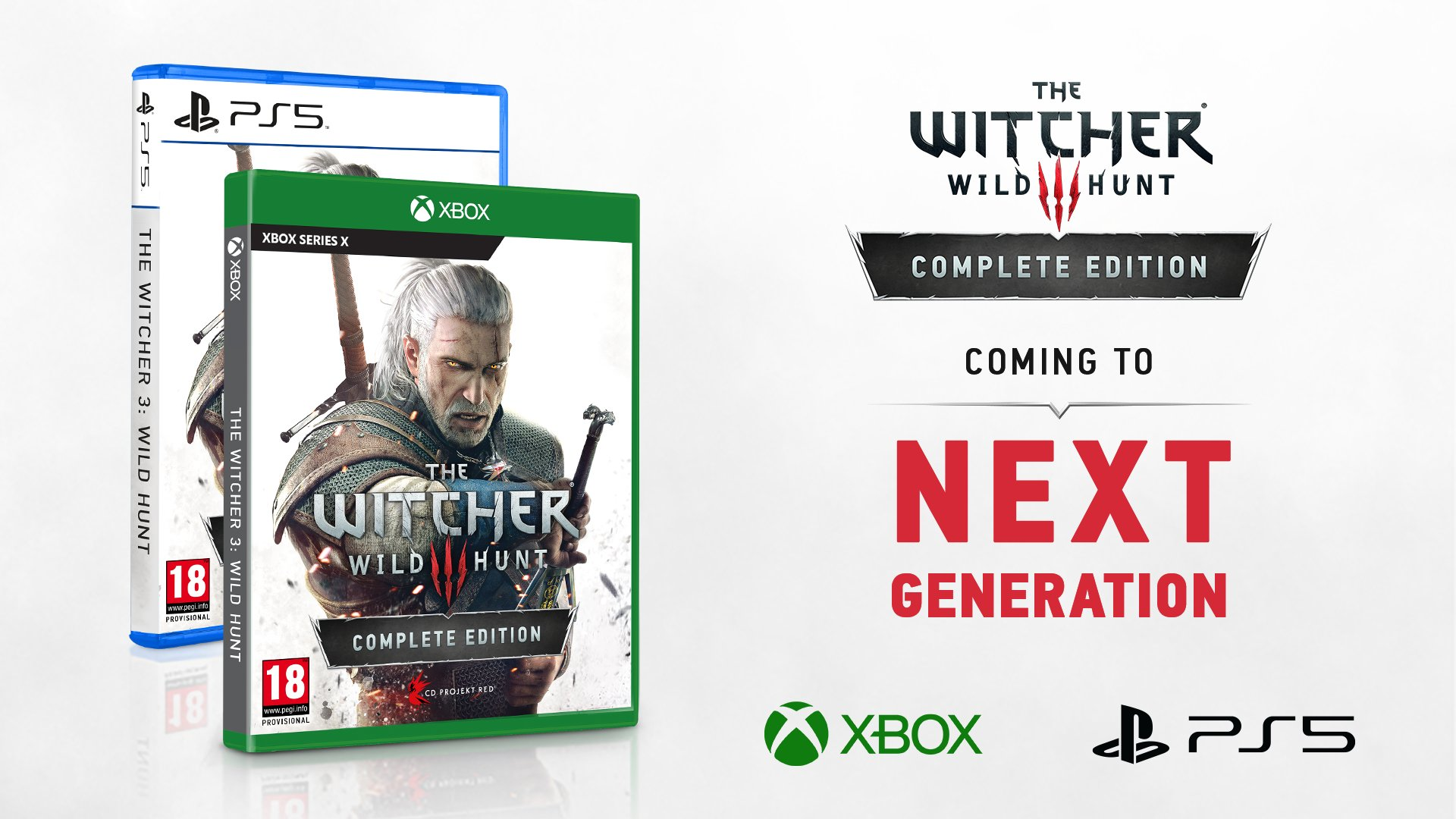 the witcher 3 next gen